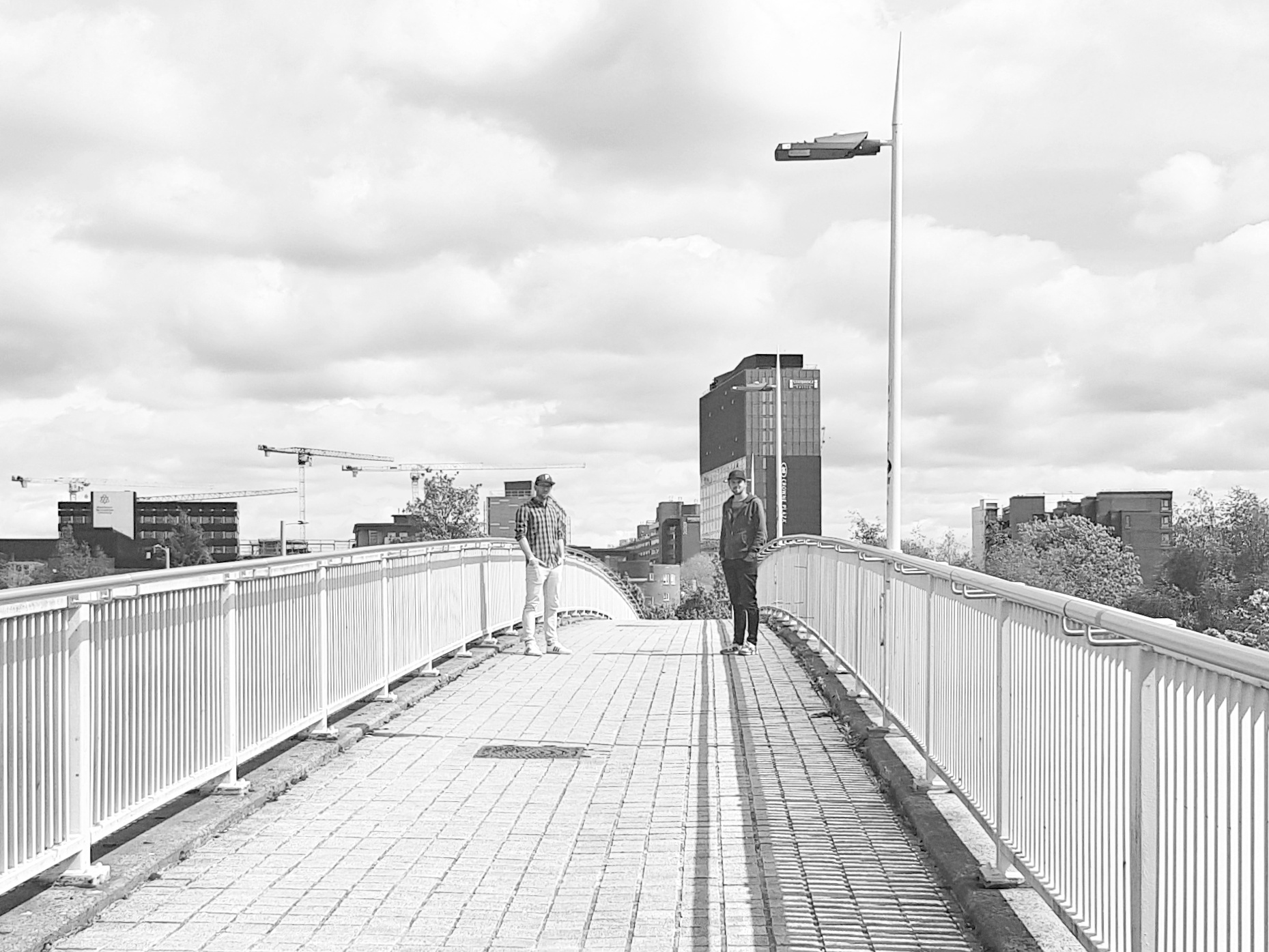 epping walk bridge